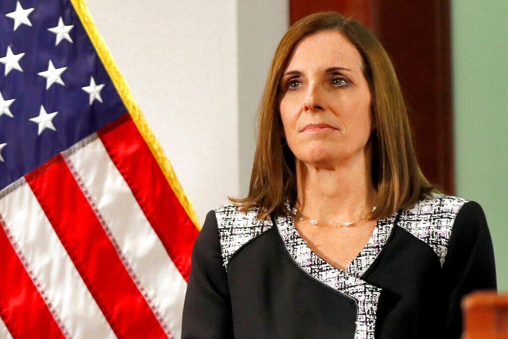 Martha McSally warns that Biden, Dems would make DC, Puerto Rico states