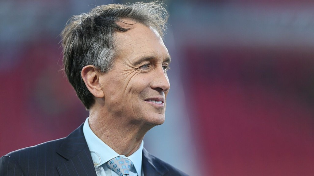 Cris Collinsworth 'understands' COVID-19 dangers, but says playing Steelers-Ravens game was right call