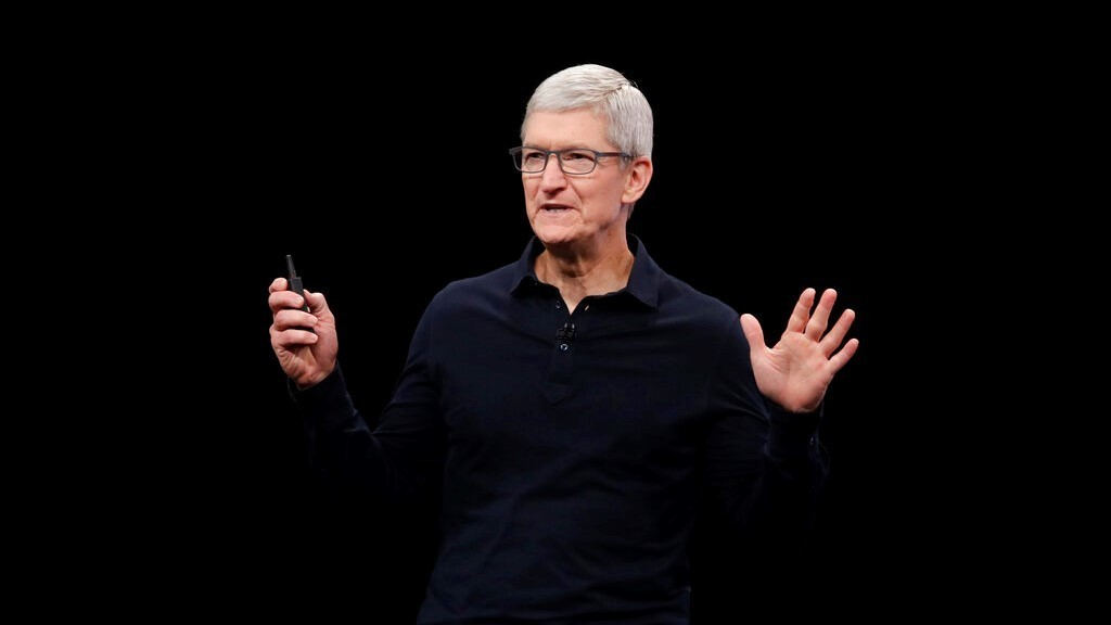 Apple is 'not a monopoly,' CEO Tim Cook says amid reports of possible antitrust probe