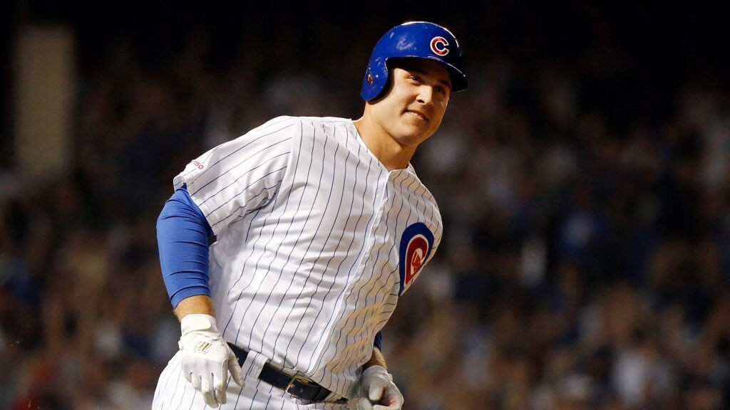 Cubs' Anthony Rizzo provides nearly 700 hot meals to health care workers on coronavirus front lines