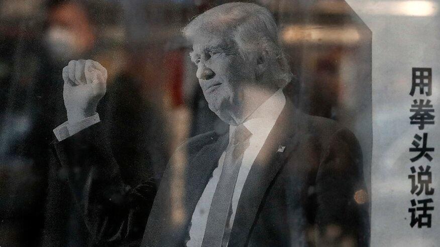 China, wary of Trump, cracks down on inauguration coverage