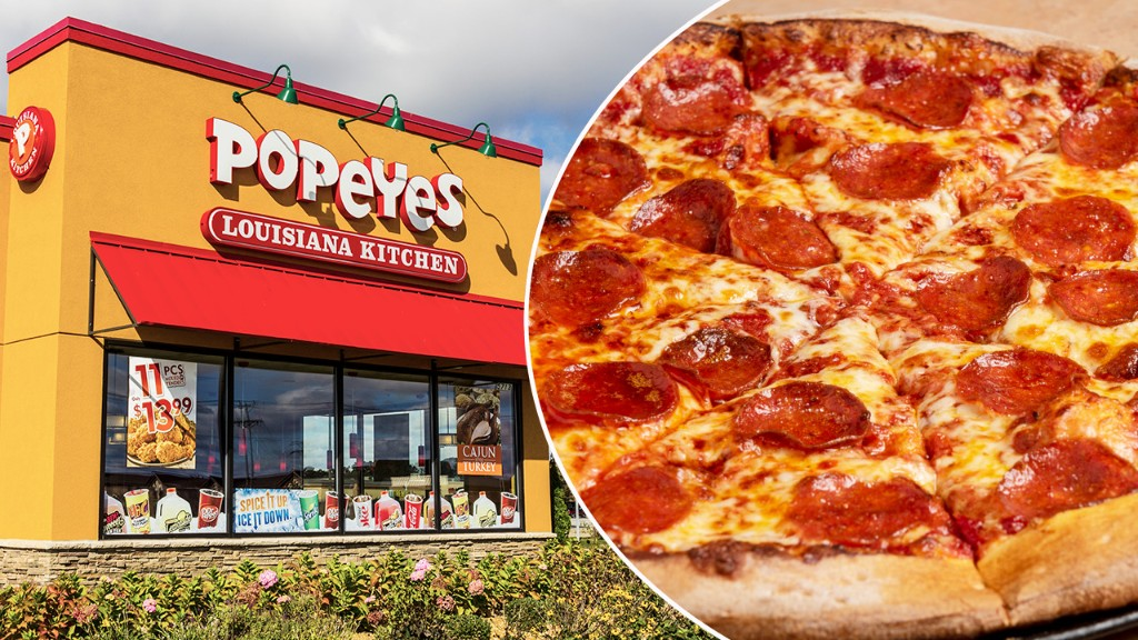 Popeyes confuses social media followers with 'pizza' tweet, offers free delivery for Family Meal orders