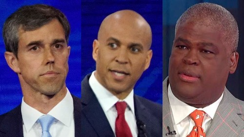 Charles Payne calls out 'irony' of 2020 Dems' racism claims: 'They're living examples of why their rhetoric...
