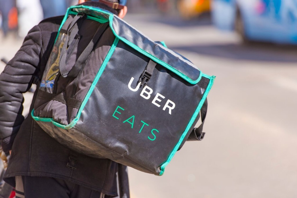 Uber Eats stops charging delivery fees to black-owned restaurants