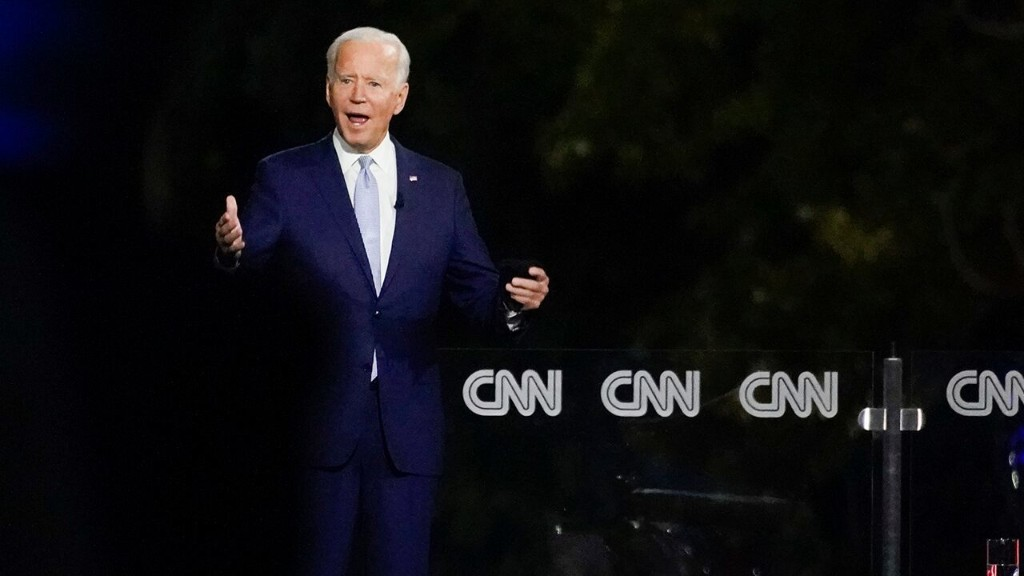 CNN blasted for claiming Biden falsehoods different than Trump's: 'This is propaganda'