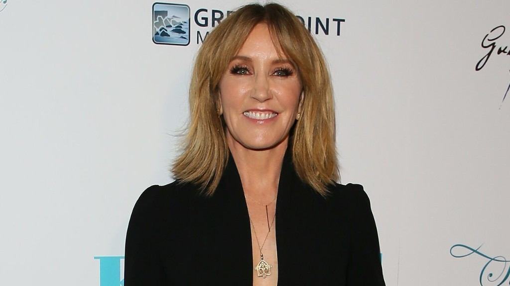 Felicity Huffman completes college admissions scandal sentence in full