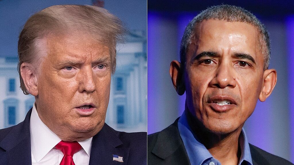Trump slams Obama for 'terrible' and 'totally inappropriate' John Lewis eulogy
