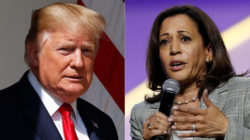 Kamala Harris says Trump should've been able 'to multitask' with impeachment, COVID-19 response