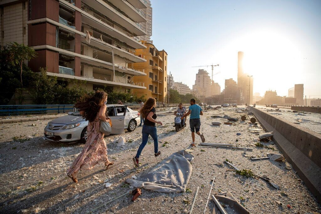 Beirut Aftermath, Mail-in Ballots & More — Wednesday's Rundown: Aug. 5