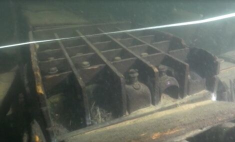 Mysterious 18th-century shipwreck discovered, may have been laden with alcohol