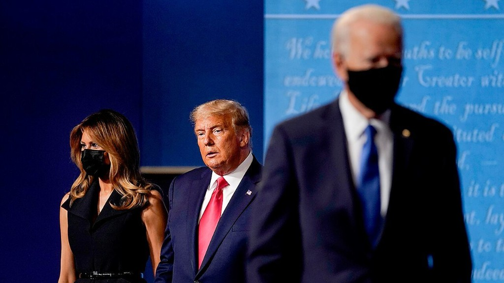 Top 5 moments from the final presidential debate