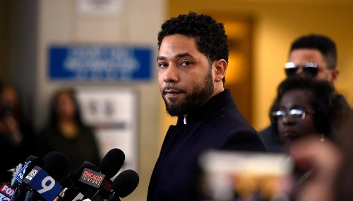 Chicago seeks $130G from Jussie Smollett as actor's legal team demands apology from mayor, police chief