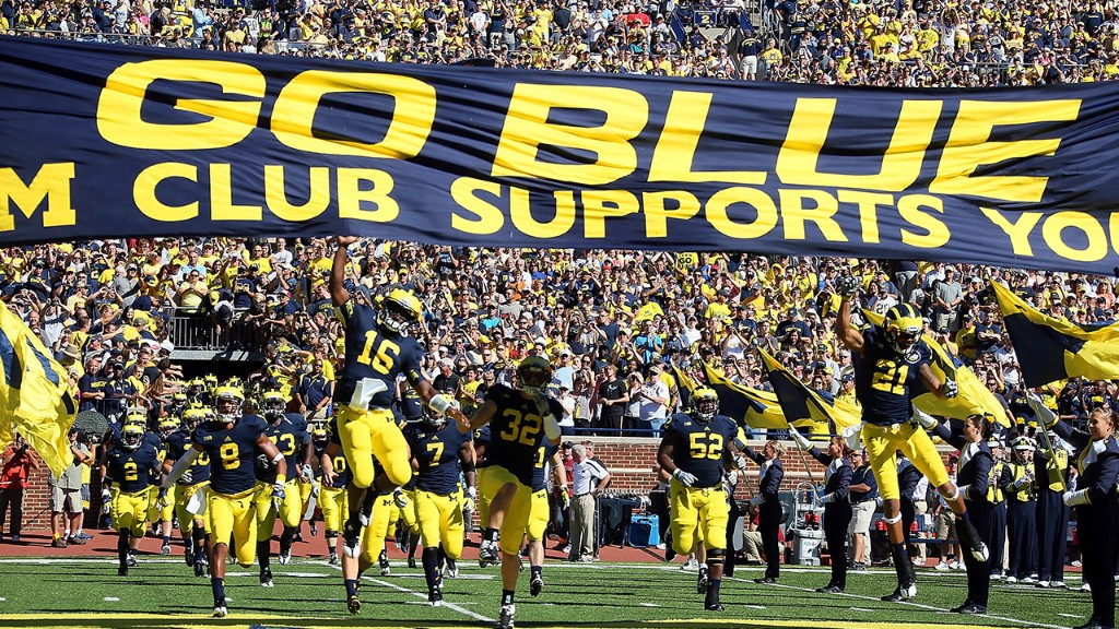 Major college football programs could lose billions from canceled season