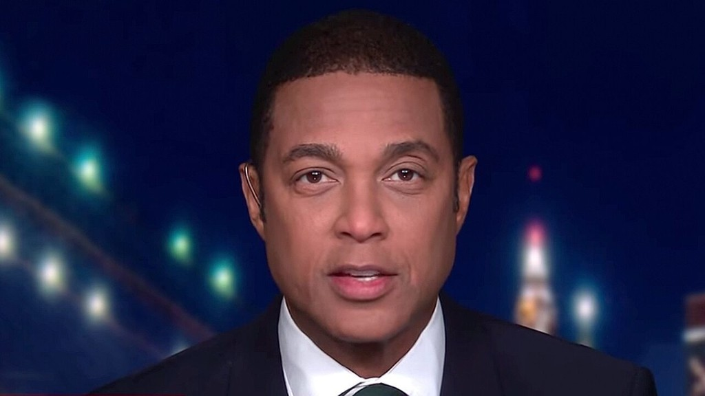 CNN's Don Lemon claims Trump voters must have 'cognitive dissonance' to support such a 'bad person'