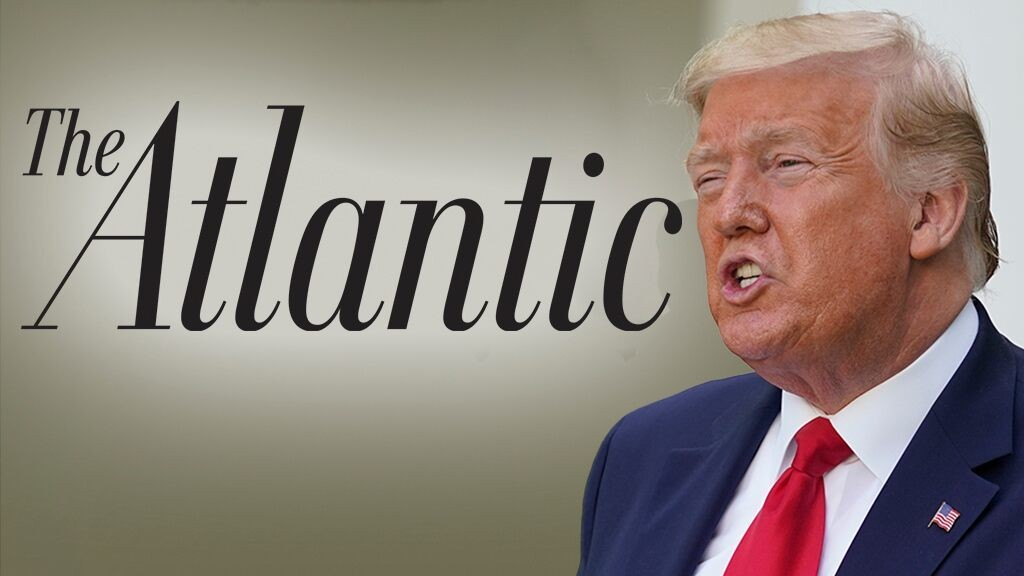 Trump faces backlash for celebrating layoffs at The Atlantic, calling it 'Great News'