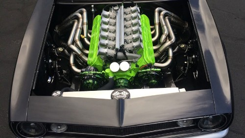 GM-based V12 engine now available for custom car builds