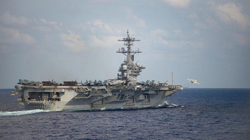 USS Theodore Roosevelt commander says entire crew needs to be isolated after 200 positive coronavirus tests