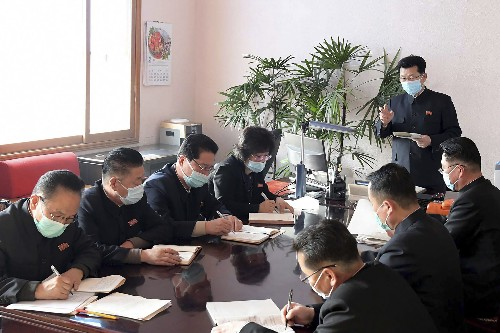 North Korea 'clearly lying' about coronavirus cases, expert says