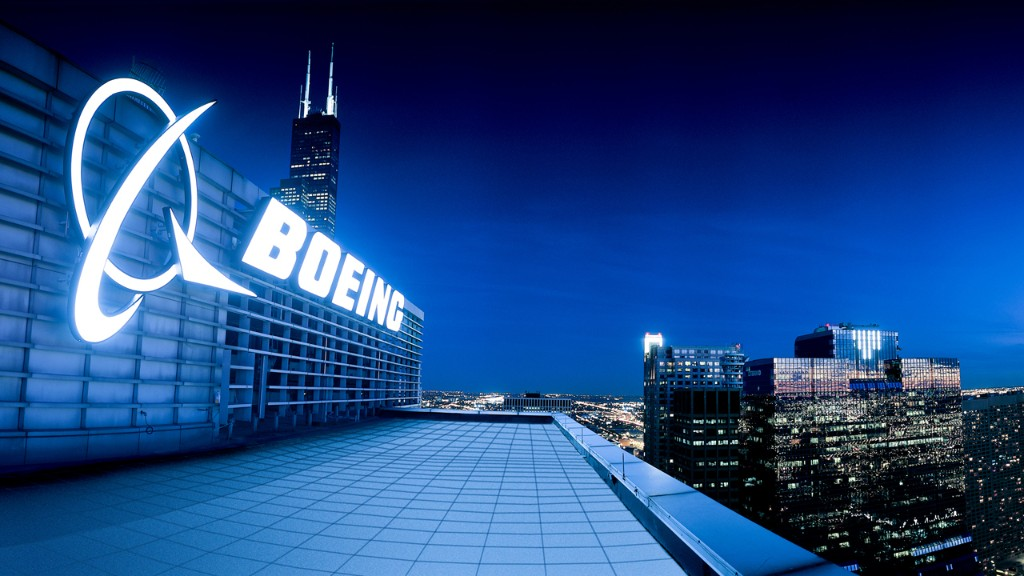 Boeing - cover