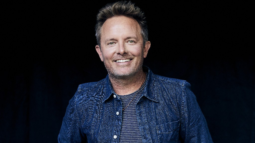 Chris Tomlin on working with country stars Brett Young, Thomas Rhett and more: 'Never done anything like this'