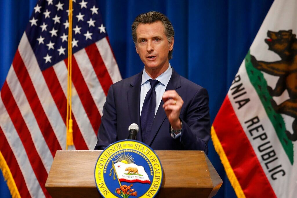 California Gov. Newsom issues detailed guidelines for reopening churches, houses of worship after coronavirus outbreak