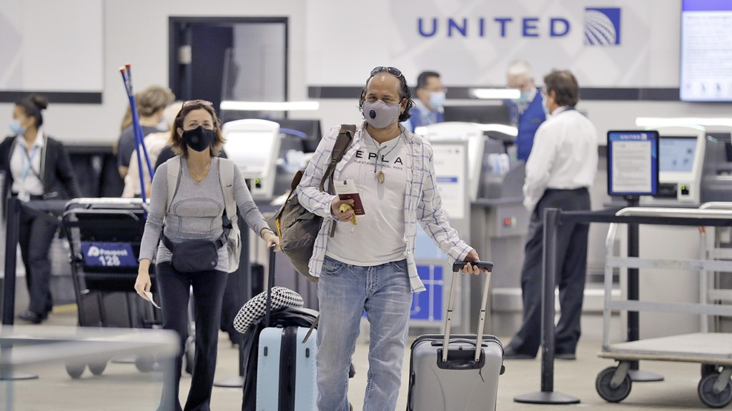 These major carriers are implementing pre-flight health acknowledgement policies