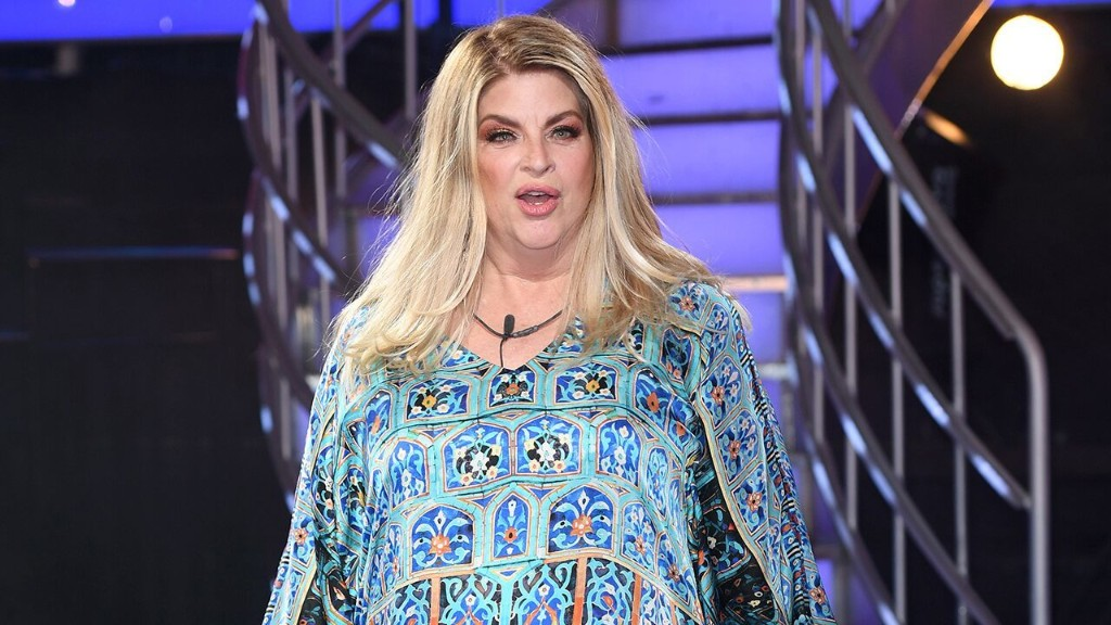Kirstie Alley hints Trump may not be 'bad guy'; questions election legitimacy