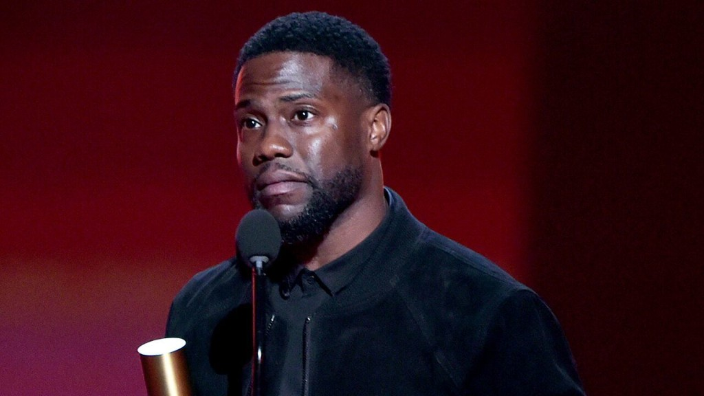 Kevin Hart speaks out about cancel culture: 'Lose that attitude'