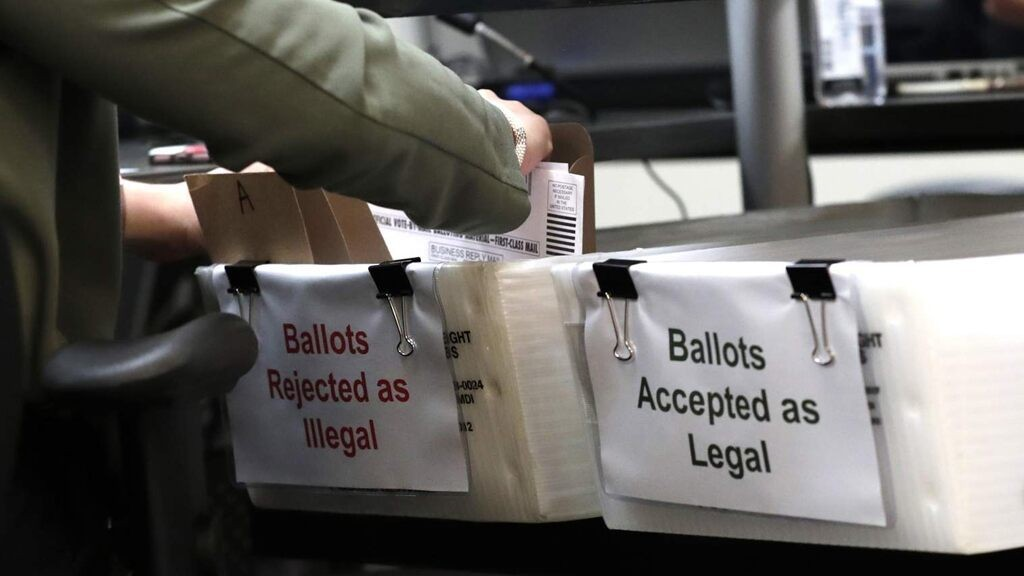 Michigan judge says ballots received within 14 days of election should count if postmarked on time