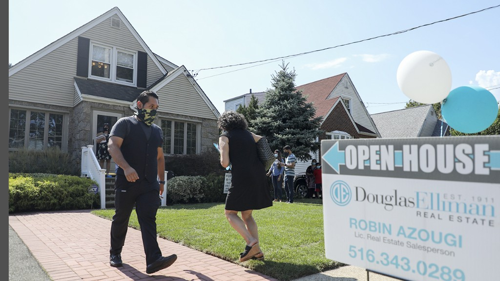 US housing shortage may squeeze first-time buyers out of the market