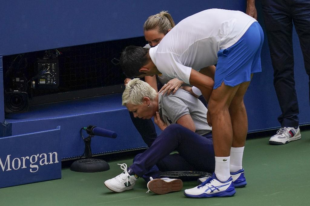 Novak Djokovic's disqualification stirs debate online