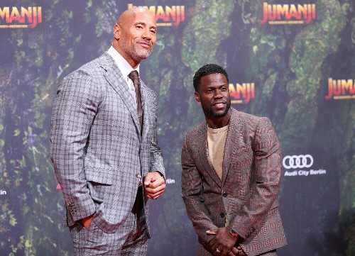 Kevin Hart gets support from Dwayne 'The Rock' Johnson, other celebrities after car accident