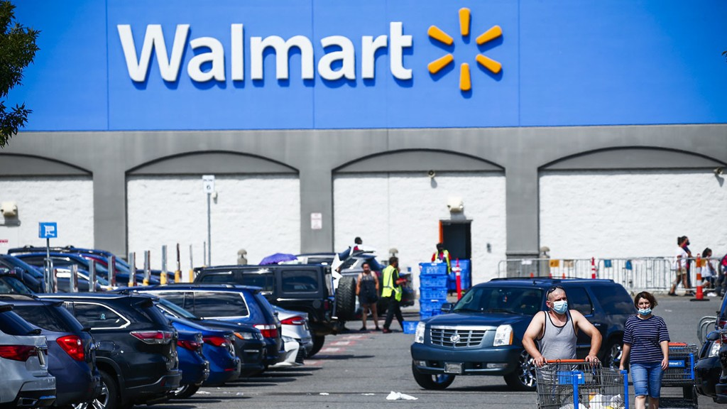 Walmart cutting over 1,200 jobs as it streamlines US operations