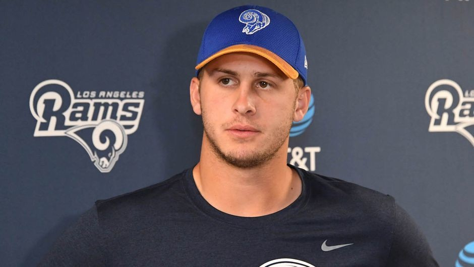 Rams' Jared Goff divulges he put on 'couple of pounds' during quarantined offseason