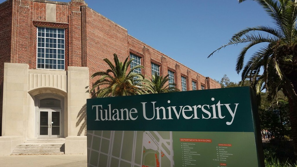 Tulane University contract worker accused of masturbating on campus sues after police shooting
