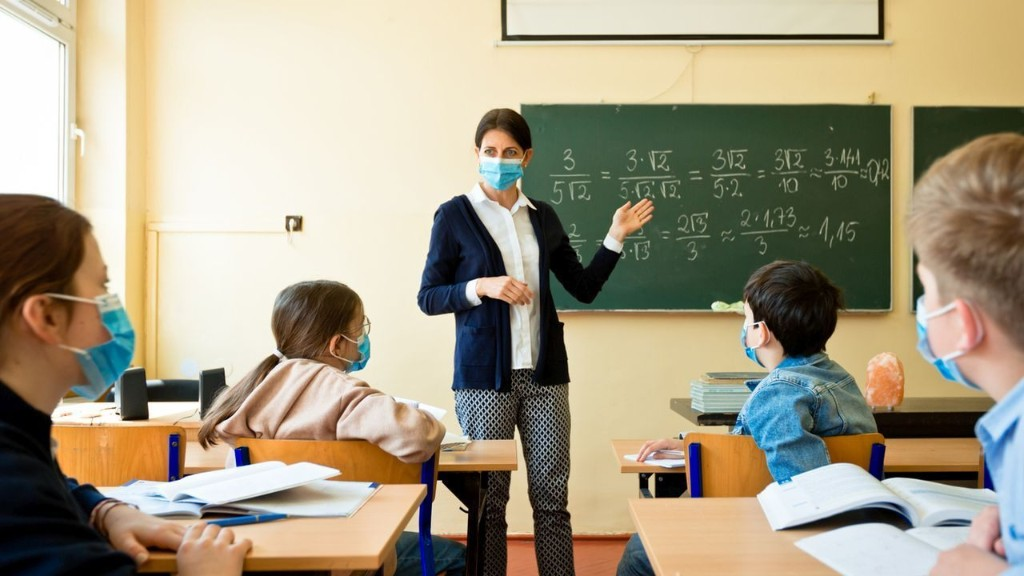 CDC director says schools are among 'safest places' kids can be