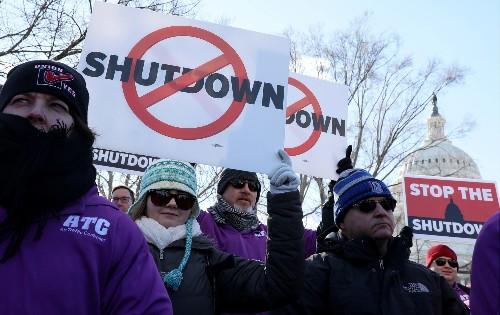 Border wall talks break down ahead of second possible government shutdown