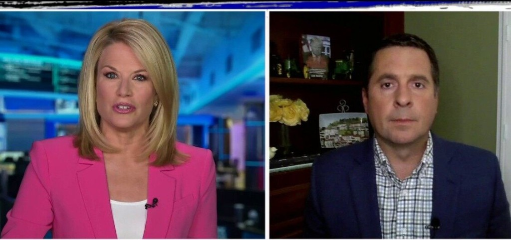Nunes claims 'dozens' of unmaskings of Trump associates were 'covered up by the media'