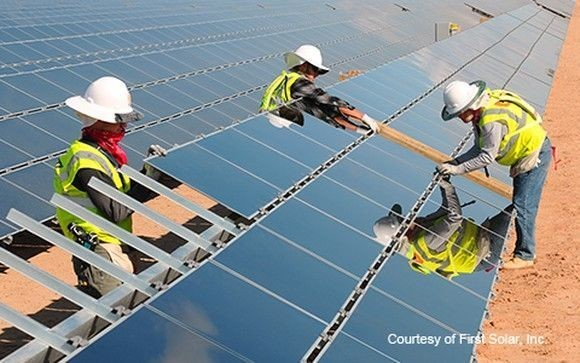 Why the Middle East Is Betting on a Solar Future