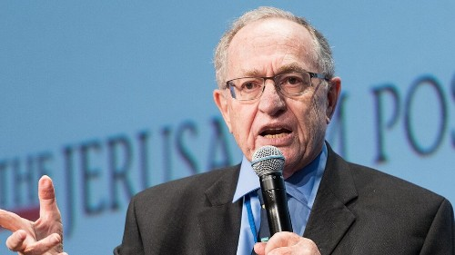 The Supreme Court could intervene in Dems' attempt to remove Trump from office, Dershowitz says