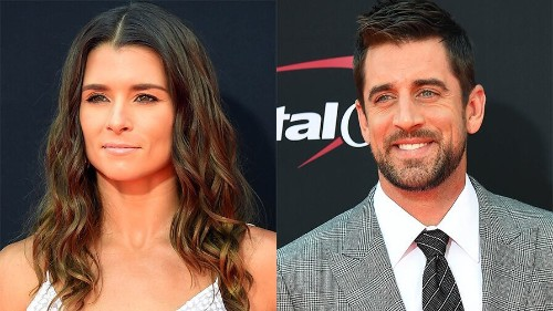 Danica Patrick confirms she's dating Packers quarterback Aaron Rodgers