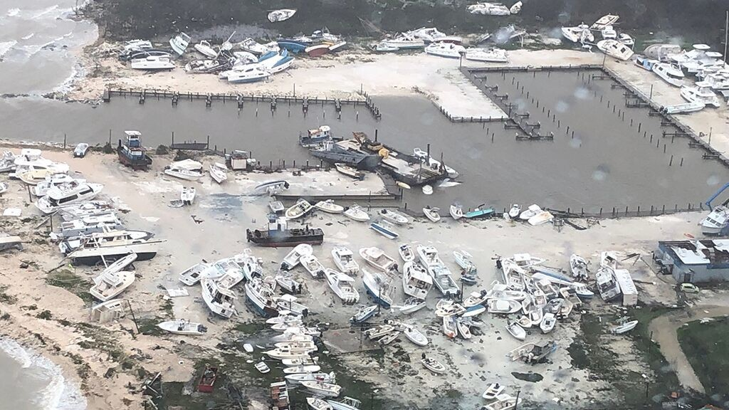 Hurricane Dorian's devastation in the Bahamas revealed