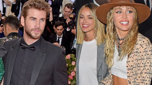 Liam Hemsworth divorcing Miley Cyrus because of Kaitlynn Carter PDA: report