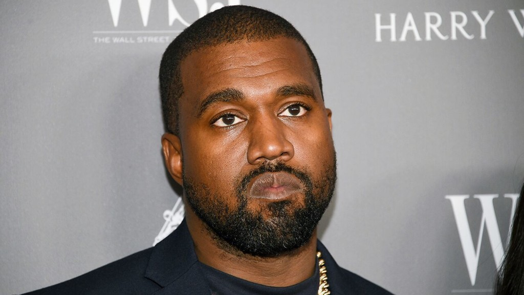 Kanye West says he won't release new music until he is freed from deals