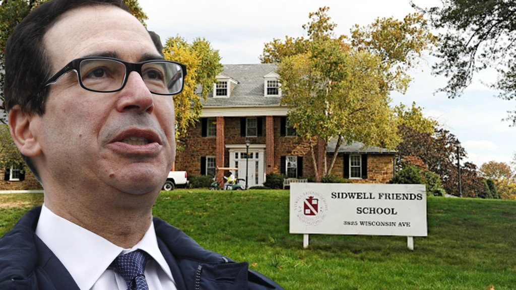 Private schools that received relief fund should return aid, Mnuchin says