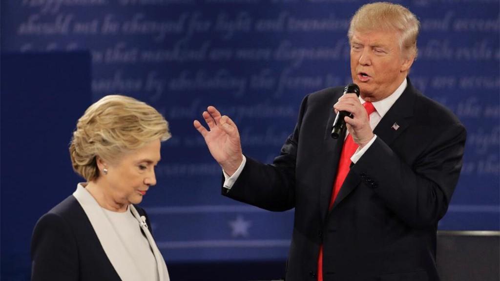 Debate flashback: Trump and Clinton's most memorable 2016 moments