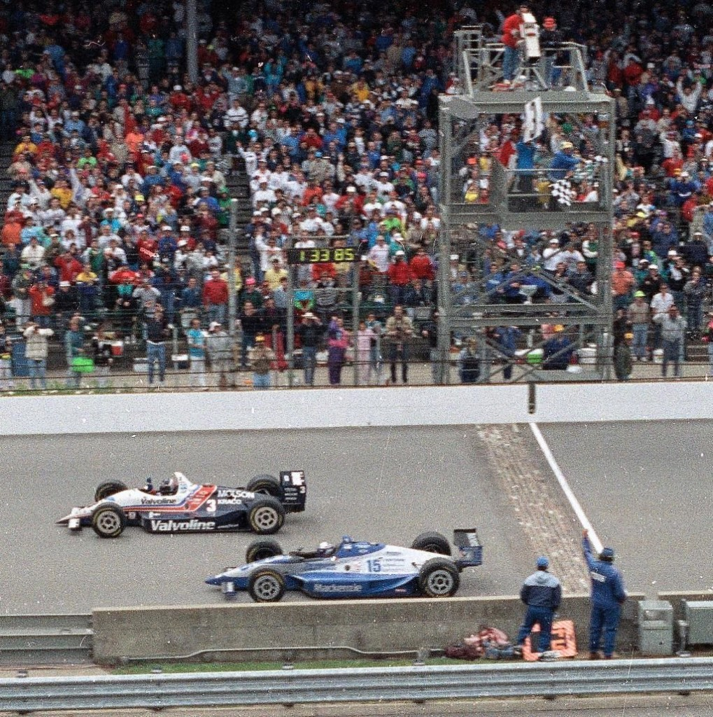 Indy 500 champions choose 1992 finish as greatest race