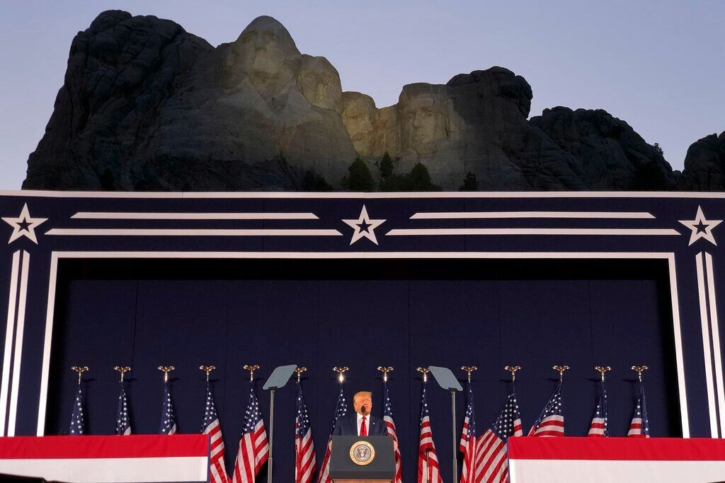 Victor Davis Hanson says Trump must evoke Abraham Lincoln's July 4 address in 1861 amid current unrest