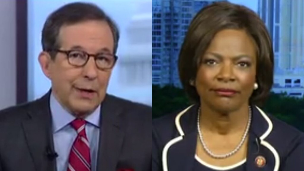 Chris Wallace challenges Dem on not holding official impeachment vote: 'There was a clear precedent'