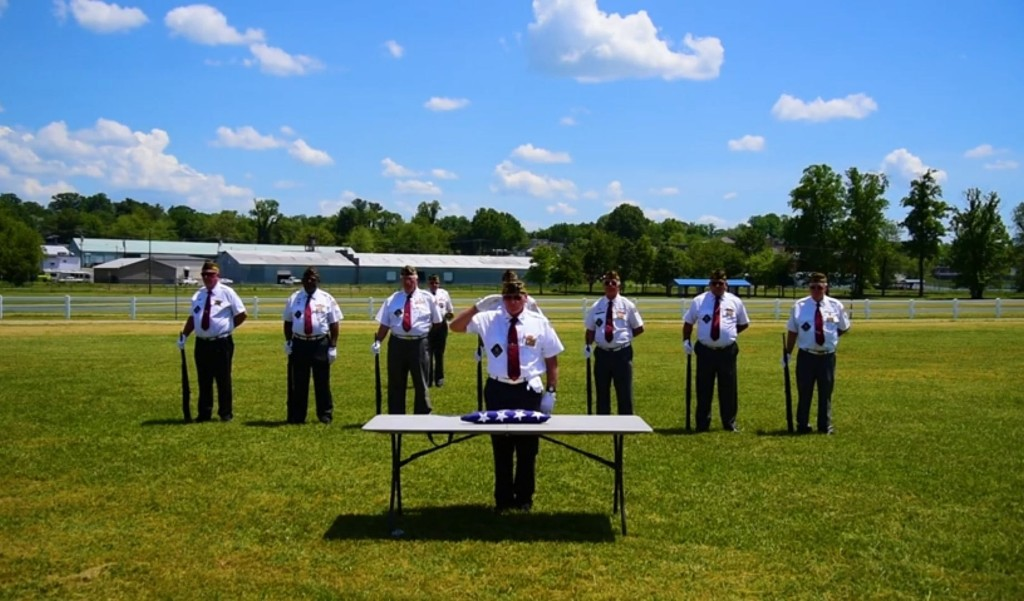 NC veterans make video for those who can't receive military funeral honor guard during coronavirus